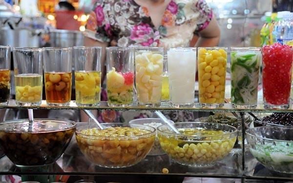 Chè Cung Đình 21 món hội tụ đầy đủ nền văn hóa ẩm thực cố đô