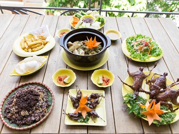 Món ăn ngon, view đẹp, ấm cùng cùng gia đình