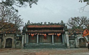 """Vãn cảnh chùa Bà Đanh để biết thực hư có """"vắng tanh"""" không?"""