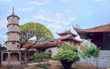 Chùa Bút Tháp: Kiệt tác của kiến trúc và điêu khắc Việt