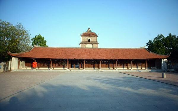Hành hương về chùa Dâu Bắc Ninh – Ngôi chùa 2000 tuổi cổ kính