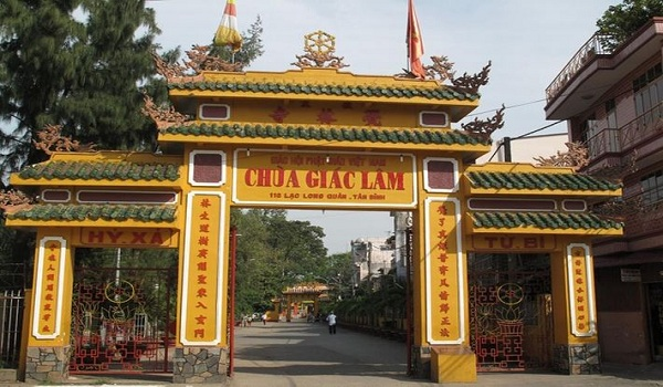 Chùa Giác Lâm - ngôi chùa cổ 300 năm tại Sài Gòn
