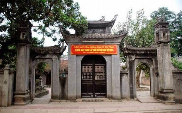 Hành hương về chùa Hiến thăm cây nhãn tổ đầu tiên ở Việt Nam