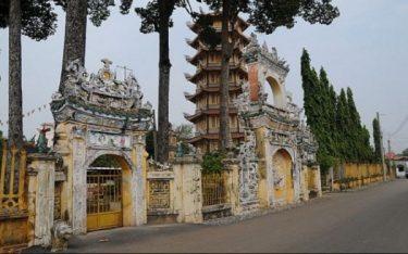 Chùa Hội Khánh: Nét đẹp tâm linh qua từng thời đại