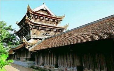 Thăm quan chùa Keo gần 400 năm tuổi đẹp bậc nhất Việt Nam