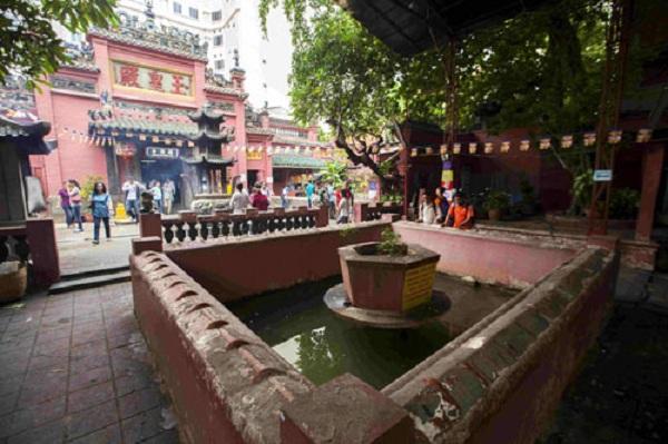 Chùa Ngọc Hoàng - nét tâm linh Trung Hoa nằm giữa lòng Sài Gòn