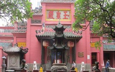 Chùa Ngọc Hoàng: Nét tâm linh Trung Hoa nằm giữa lòng Sài Gòn