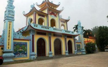 Chùa Tích Sơn – Điểm du lịch tâm linh thiêng liêng tại Vĩnh Phúc