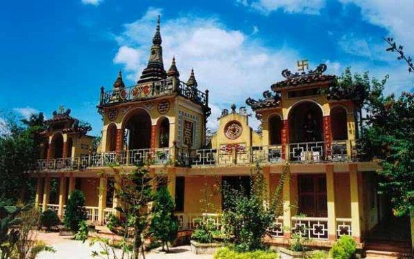 Vẻ đẹp chùa Tiên Châu: Ngôi chùa cổ nhất đất Vĩnh Long