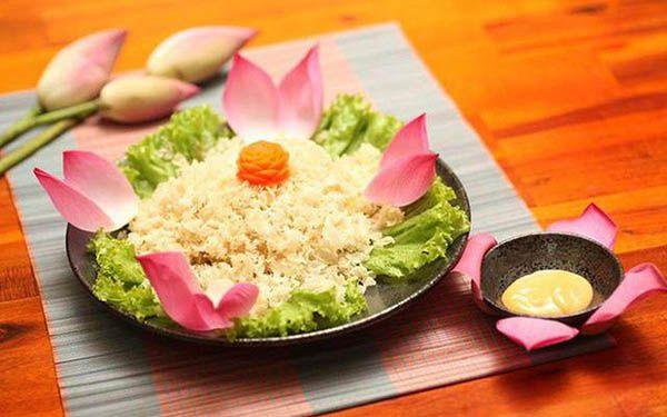 Truyền thống chay ở Huế thể hiện qua các món cơm chay