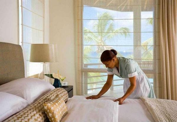 Sạch sẽ, chăm chỉ, tỉ mỉ là những yêu cầu cần thiết đối với một nhân viên buồng phòng khách sạn