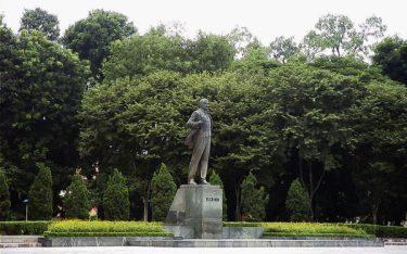 Công viên Lê Nin: Không gian giải trí đưa bạn về tuổi thơ