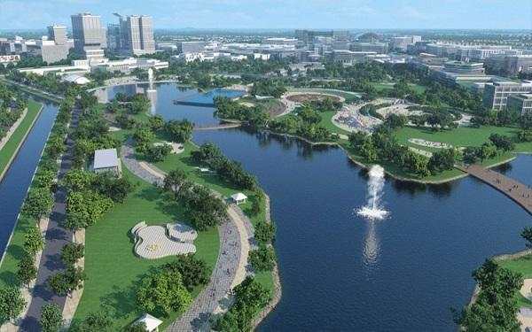 Công viên Thành phố Mới Bình Dương: Đẳng cấp khu vui chơi tầm quốc tế