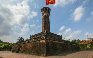 Cột cờ Hà Nội: Biểu tượng lịch sử bất diệt của Thủ đô