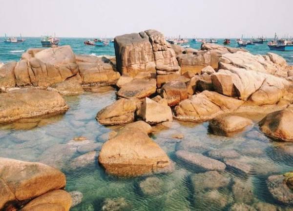 Cù lao mái nhà - Hòn đảo Robinson thu hút biết bao khách du lịch