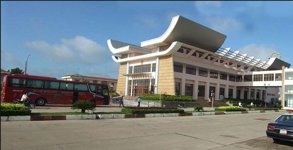 Cửa khẩu Quốc tế Mộc Bài đang là điểm thu hút khách du lịch cực hấp dẫn