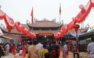 Cụm đình Tam Canh: Di tích lịch sử nổi tiếng của tỉnh Vĩnh Phúc