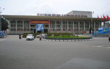 Cung Văn Hóa hữu nghị Việt Xô: Công trình thắm tình hữu nghị Quốc tế