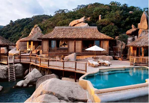 đặc điểm kinh doanh resort