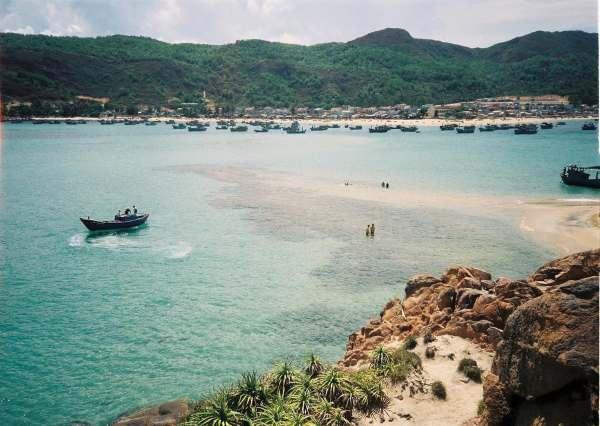 Khám phá khung cảnh tuyệt đẹp mà thiên nhiên ban tặng cho Đầm Thị Nại