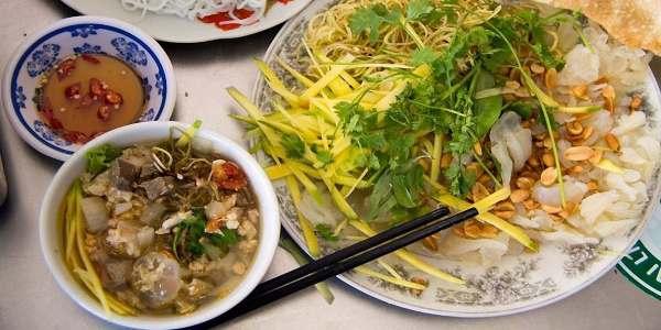 Đừng quên thưởng thức món ăn đặc sản trứ danh tại Đầm Thị Nại