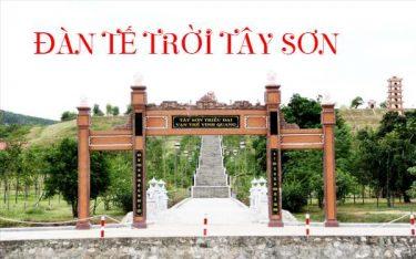Đàn tế trời Tây Sơn: Điểm du lịch tâm linh nổi tiếng đất Bình Định