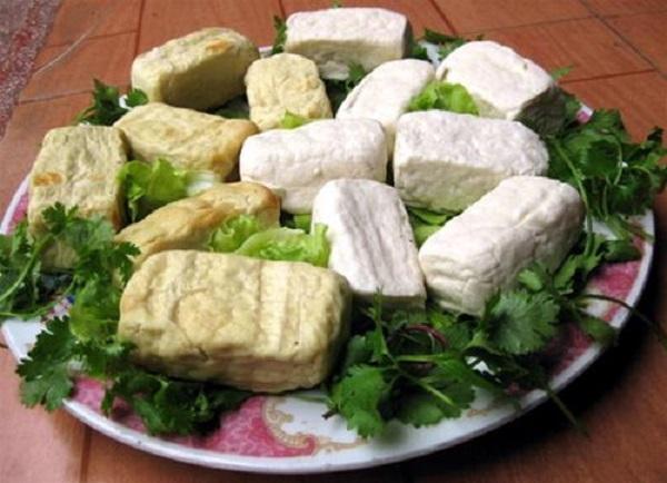 Món ăn miền quê từ đậu Rùa top món ăn ngon của Vĩnh Phúc