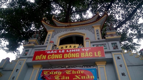 Ngôi đền cầu tình duyên bậc nhất Việt Nam