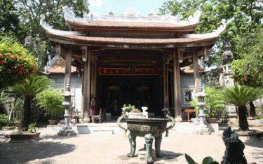 Đền Chử Đồng Tử: Nơi lưu truyền huyền thoại tình yêu