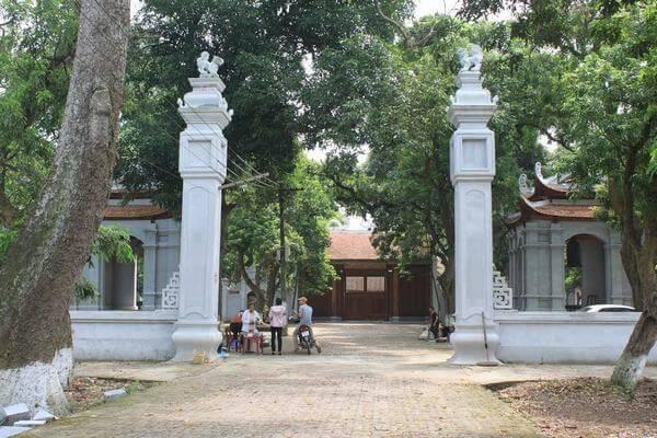Sự tích Chử Đồng Tử - Tiên Dung gắn với ngôi đền thờ