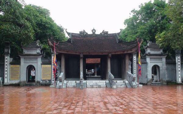 Ghé đền Đô cổ kính nhớ công ơn của 8 bậc đế vương triều Lý
