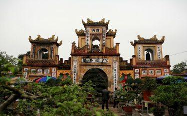 Đền Đồng Bằng: Ngôi đền cổ xứng danh di sản văn hóa Việt