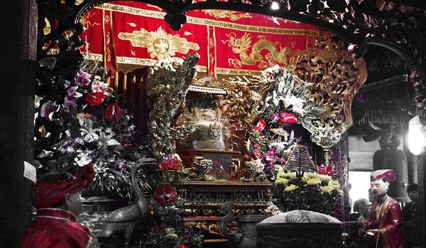 Kiến trúc đền Đồng Bằng