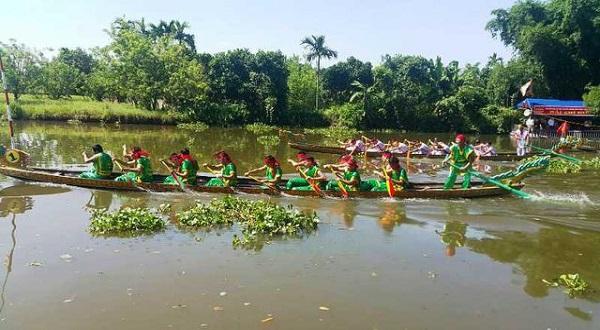 Lễ hội đền Đồng Bằng