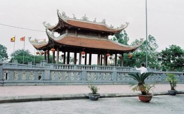 Đền Lảnh Giang: Điểm đến văn hóa tâm linh nổi tiếng Hà Nam