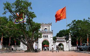 Đầu xuân hành hương về đền Trần Nam Định dự lễ khai ấn