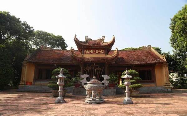 Đền Trần Thương: Di tích linh thiêng cổ xưa ở Hà Nam