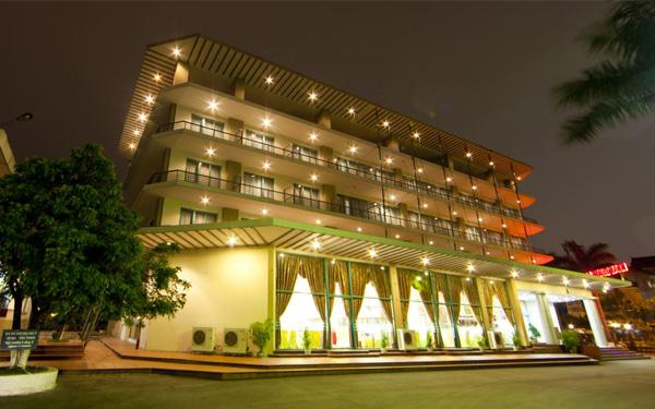 Nên chọn trung tâm thành phố để xây hotel