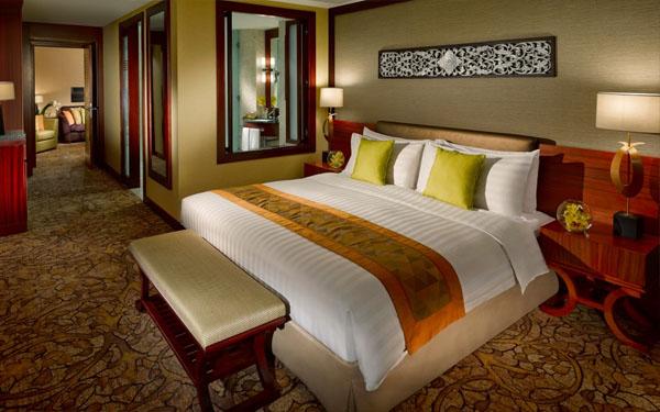 Quy mô khách sạn