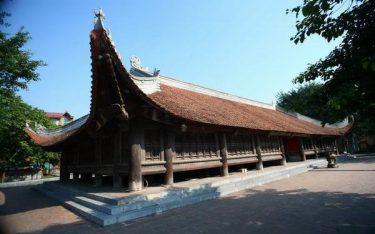 Tham quan đình Đình Bảng – Đình cổ đẹp nhất đất Kinh Bắc