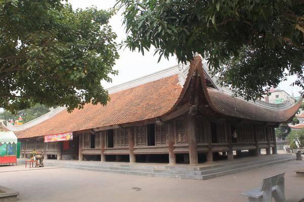 Đình Đình Bảng có kiến trúc độc đáo đẹp tuyệt mĩ