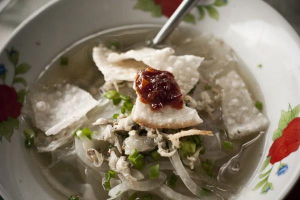 Cách chế biến món ăn ngon từ don Quảng Ngãi