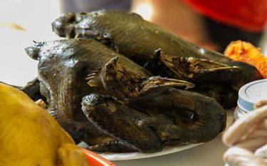 Gà đen Sapa thơm ngon, bổ dưỡng làm mê mẩn thực khách phương xa