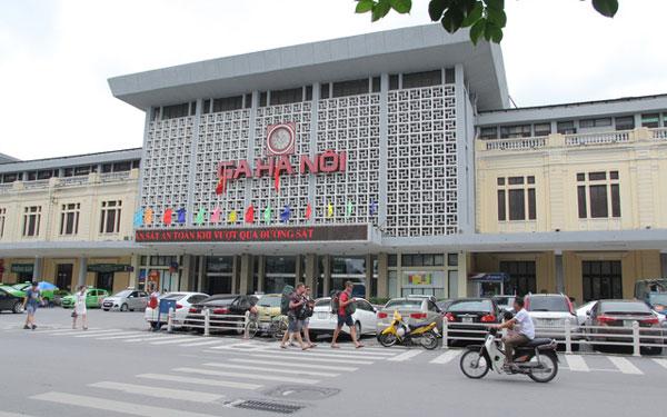 Ga Hà Nội: Nét hoài niệm đẹp đẽ về một thời xưa cũ