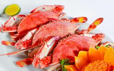 Ghẹ Sông Cầu Phú Yên cho những tín đồ mê hải sản
