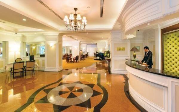 Giới thiệu về bộ phận tiền sảnh: Gương mặt đại diện khách sạn