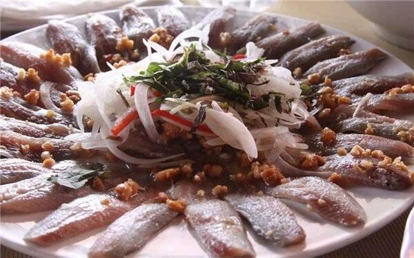 Gỏi cá trích Kiên Giang – Đặc sản Phú Quốc đã ăn là phải mê