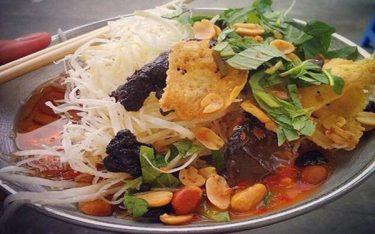 Gỏi khô bò xứng danh món ăn vặt đệ nhất Sài Gòn