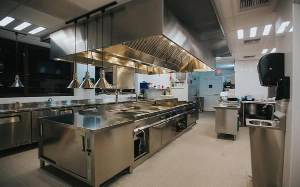 Cách thiết kế hệ thống bếp khách sạn chuẩn từ A-Z