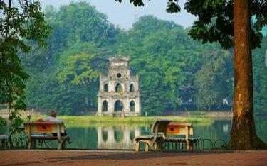 Tham quan Hồ Gươm: Nét văn hóa lịch sử đậm đà bản sắc dân tộc